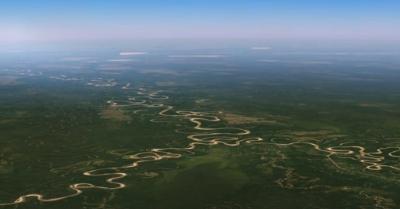O Google Earth mostra as mudanças do planeta nos últimos 37 anos