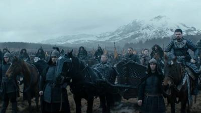 Vikings: Ator aparece todo machucado em foto da segunda parte da 6ª temporada