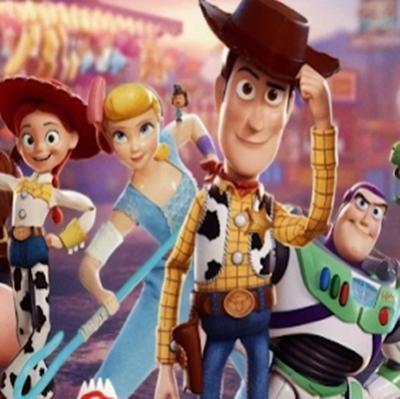 Toy Story 4 ultrapassa US$200 milhões