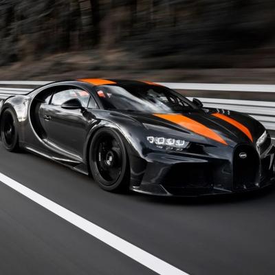 Você sabe quais são os carros mais velozes do mundo?