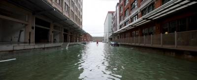 Aumento do nível do mar afeta áreas costeiras 4 vezes mais rápido do que pensáva