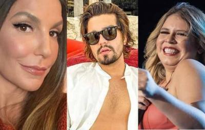 Ivete Sangalo, Luan e Marília Mendonça estarão no Teleton