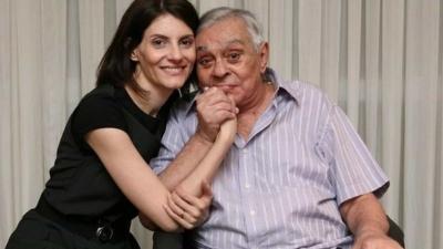 Viúva de Chico Anysio faz apelo para retomar contato com filhos do humorista