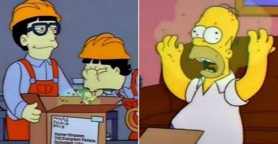 Teoria diz que Simpsons previram coronavírus em episódio exibido há 27 anos
