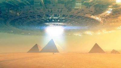 Havia informações sobre seres extraterrestres e OVNIs na Biblioteca de Alexandri