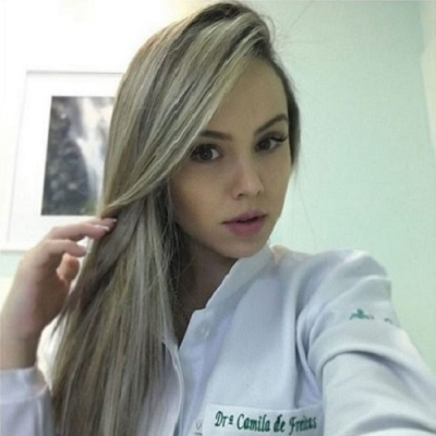 Depois que conheci a Dr Camila minha vida mudoou