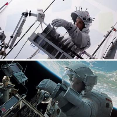 Como são os renomados filmes de Hollywood sem os efeitos especiais