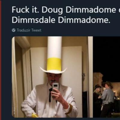 É o Doug Dimmadome!!!