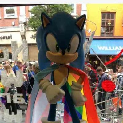 Sonic LGBT