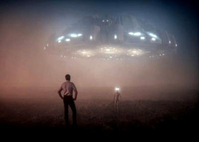 """""""A descoberta da vida e o contato extraterrestre são inevitáveis e iminentes"""", r"""