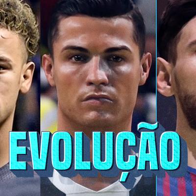A evolução do futebol da franquia FIFA no mundo dos games