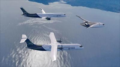 Airbus aposta em aeronaves movidas a hidrogénio e zero emissões