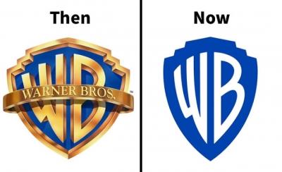 Veja o antes e depois dos logotipos mais famosos do mundo #3