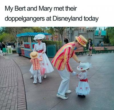 Coisas engraçadas que os funcionários da Disney fizeram