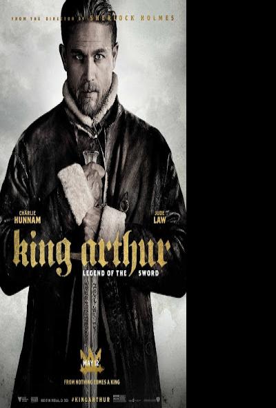 Crítica filme Rei Arthur