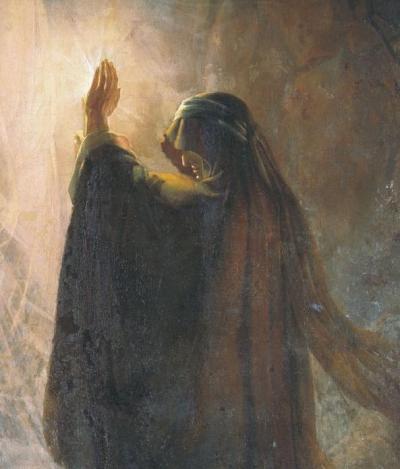 Deus proíbe a consulta aos mortos