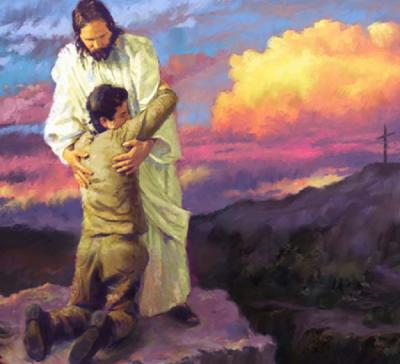 A vida eterna aos que creem em Jesus