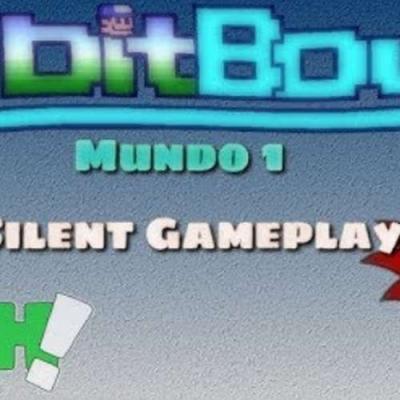Silent Gameplay - 8BitBoy World 1