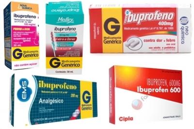 Anti-inflamatório Ibuprofeno: Indicações e Posologia