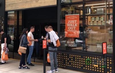 Mercados inteligentes: como a tecnologia está mudando como fazer compras