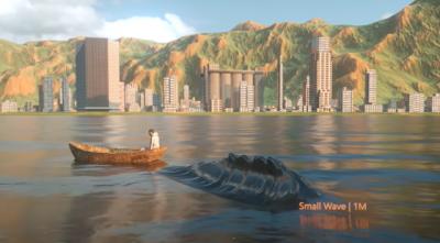 Comparando alguns dos maiores tsunamis