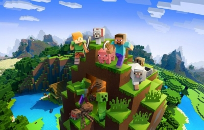 Microsoft apresenta projeto que leva realidade aumentada ao Minecraft. Confira o