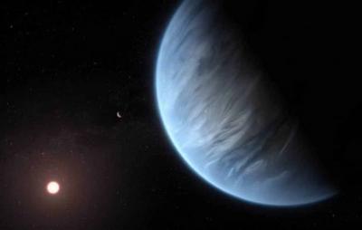 Foto mostra sistema planetário ao redor de uma estrela similar ao Sol