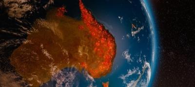 Cientistas comprovam que incêndios na Austrália aqueceram a estratosfera
