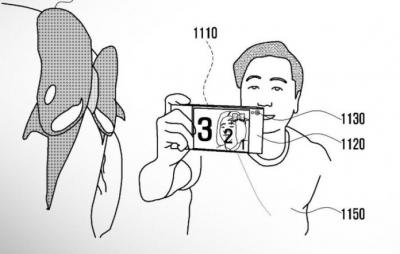 Samsung ganha aprovação de patente de celular com três telas