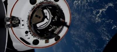 Crew-2: cápsula chega à Estação Espacial