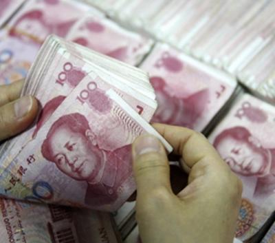 China obriga bancos a lavar dinheiro, literalmente