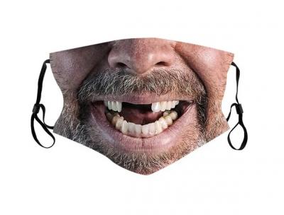 As 11 mascaras engraçadas que foram feitas na pandemia