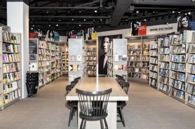 Livraria canadense reinventa a venda de livros