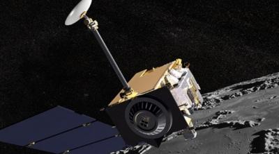 Orbitador de reconhecimento da Lua faz foto… de Júpiter