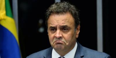Aécio Neves é acusado por corrupção passiva e obstrução de Justiça