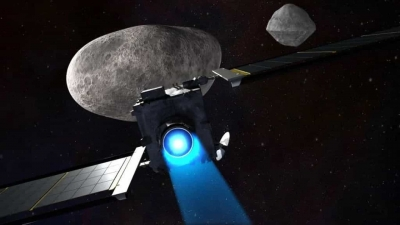 Colisão de Asteroide pode criar chuva de meteoros artificial