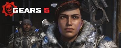 Os criadores do Gears 5 ficaram encantados com a total liberdade que a Microsoft