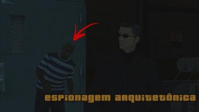 GTA San Andreas #64  Espionagem Arquitetônica