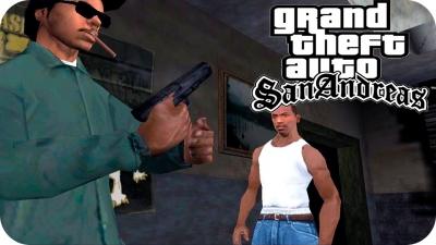 GTA San Andreas #02 Ryder