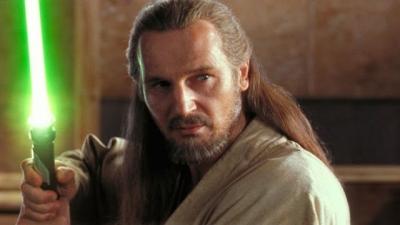 Liam Neeson diz que não viverá Qui-Gon Jinn