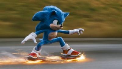 Sabe o título do novo filme do Sonic? SONIC 2 – O Filme