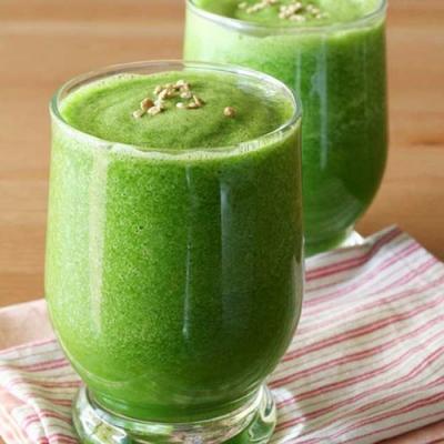 Suco verde detox e energético