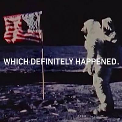 Homenagem de 50 anos da ida do homem à lua
