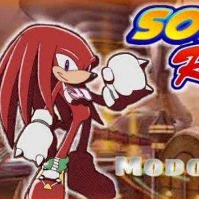 Live de Sonic Riders! Fechando o Heroes Side !