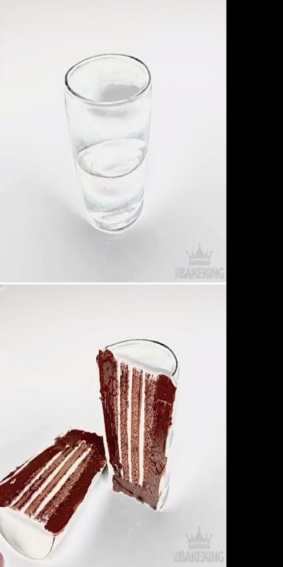 Padeiro faz bolos super realistas que enganam quem vê #2