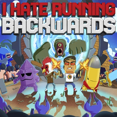 Game Análise – I Hate Running Backwards para Switch