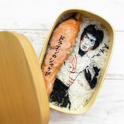 Artista usa comida para criar arte #2