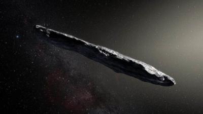 Este objeto pode ter sido enviado à Terra por aliens, dizem cientistas
