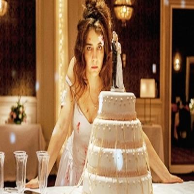 16 Looks Bizarros de Noivas Vingativas Pra Suas Damas de Honra