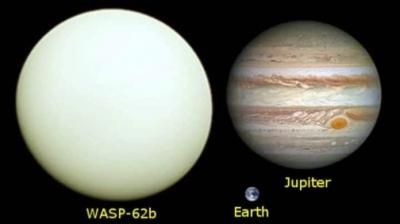 Planeta onde um ano dura quatro dias é descoberto por astrônomos